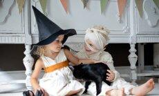 10 briesmīgi mīlīgi Helovīna svinētāju foto