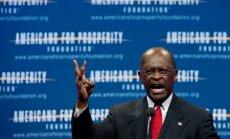 Politologs: afroamerikāņi var nebalsot par melnādaino republikāņu ASV prezidenta kandidātu Keinu