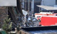 Spēcīgā sprādzienā daudzdzīvokļu ēkā Poznaņā gājuši bojā četri cilvēki