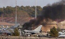 Spānijas karabāzē avarējis iznīcinātājs; 10 bojāgājušie
