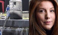 Zemūdenes mistērija: izgudrotājs Madsens atzīts par vainīgu žurnālistes Vallas slepkavībā