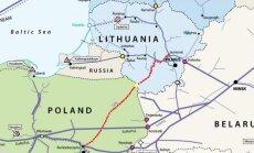 Подписан договор о строительстве важного для Балтии газопровода Литва-Польша