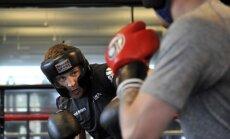 Brieža treneris pārliecināts – bokseris cīņu noslēgs pirms laika