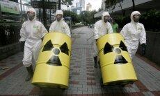 ASV: teroristiskās organizācijas aktīvi cenšas iegūt kodolmateriālus
