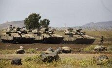 Ģenerālis: Izraēla ir gatava uzbrukt Sīrijai, ja kritīs Asada režīms