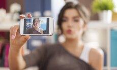 Sievietes augstu vērtē attēlus savos viedtālruņos, tomēr neaizsargā tos