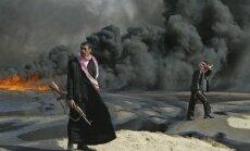 Irākā sprādzienā mošejā vismaz 20 nogalināto