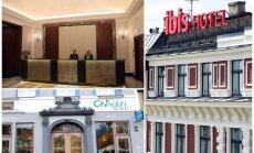 Jaunu viesnīcu bums un 'Airbnb' – konkurence par Rīgas viesiem sīva