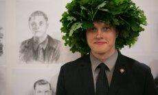 Фоторепортаж: в Сейме поздравили депутатов Янисов