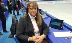 Pirmo reizi olimpisko spēļu vēsturē daiļslidošanas sacensības tiesās Latvijas pārstāve