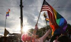 Notikusi apšaude viendzimuma pāru svinībās ASV