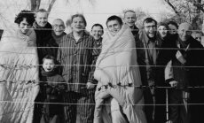 Vīzentāla centrs Tartu mākslas izstādi dēvē par 'šķebinošu ņirgāšanos'