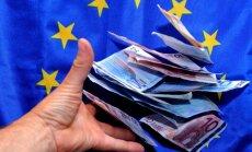 CFLA: 2017.gadā Latvijas ekonomikā ieplūda ES fondi miljarda eiro apmērā