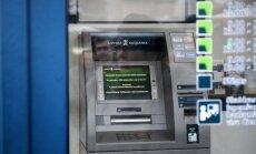 Laikraksts: valsts varētu subsidēt bankomātu izvietošanu reģionos