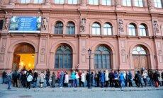 Mākslas muzejs Rīgas birža sagaidījis miljono apmeklētāju