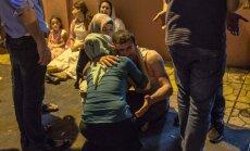 Взрыв в турецком городе Газиантеп: погибли 30 человек