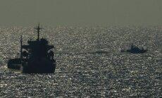 Izraēlas karaflote aizturējusi otro aktīvistu kuģi, kas bijis ceļā uz Gazas joslu