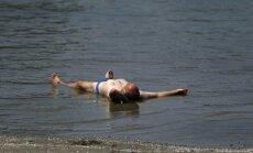 Pētījums: Eiropā karstuma upuru skaits var pieaugt 50 reizes