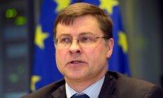 Dombrovskis: bez reformām 'Grexit' scenārijs nav izslēdzams