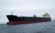 Naftas cenu karuselis un sindicēto kredītu termiņš: 'Latvijas kuģniecībai' vētrains laiks