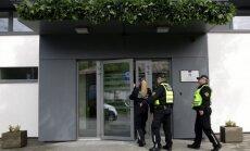 Foto: Kā izskatās jaunuzceltajā policijas iecirknī Bolderājā