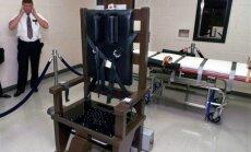 Vēstures noslēpumi: elektriskā krēsla stāsts