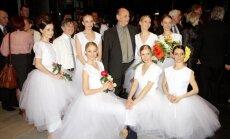 Fotoreportāža: 'Mesija' – vērienīgs iestudējums Latvijas Nacionālajā operā