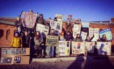 Rīgā atklās Krievijas pretkara izstādi 'NE MIERS'