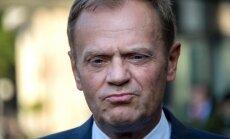 Глава Евросовета Туск заявил о преследовании из-за гибели президента Польши