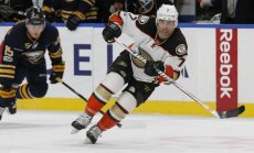 Anaheimas 'Ducks' uzbrucējs Koljano – ceturtais izturīgākais spēlētājs NHL vēsturē