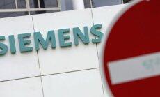 Neskatoties uz sankcijām, Vācijas 'Siemens' cer piedalīties 'Krievijas dzelzceļa' megaprojektā