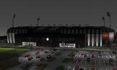 LFF izbeidz 'Futbola māju' projektu; Indriksons ar investora palīdzību cer stadionu uzbūvēt