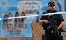 В Великобритании задержали 15-го подозреваемого по делу о теракте в Манчестере