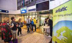 Аэропорт Вильнюса закрылся на ремонт