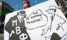 Ukrainas glābšana: Kijevas parāds Maskavai apdraud valsts palīdzības programmu, brīdina SVF