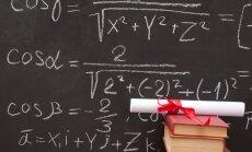 Эксперимент: депутаты Сейма не смогли решить задачки для 1-го класса