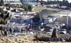 ФОТО: в Мехико из-за завалов спасены более 50 человек. Но шансов все меньше
