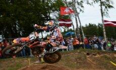 Uz trim gadiem pagarināts līgums par pasaules motokrosa čempionāta posma rīkošanu Latvijā