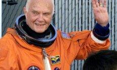 95 gadu vecumā miris ASV astronauts Džons Glenns