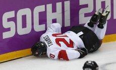 SOK maksās 'Islanders' komandai kompensāciju par Kuldas savainoto Tavaresu