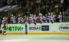 'Lokomotiv' bez Sprukta sastāvā uzvar 'Slovan' hokejistus