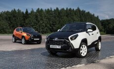 Krievi pārtrauc 'jo-mobiļa' hibrīda auto projektu