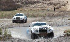 'Team Latvia' mašīnas nav arī starp 12.posma finišētājiem; sacensības turpina