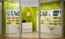 'Madara Cosmetics' pērn kāpina apgrozījumu līdz 3,9 miljoniem eiro