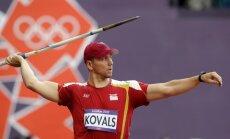 Kovals: Neatceros, kad man bijusi tik lieliska sportiskā forma