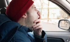 Nogurums pie stūres var būt nopietnas slimības simptoms