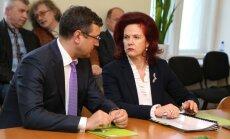 'Vienotības' valde vienojas sasaukt partijas ārkārtas kongresu jau 4.jūnijā