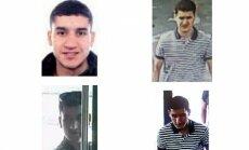 Pieaug bojāgājušo skaits Katalonijas teroraktos; policija joprojām meklē uzbrucēju Abojākubu