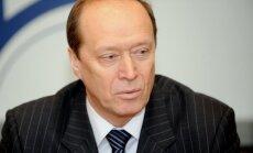Vešņakovs par Vīķes-Freibergas izteikumiem: žēl, ka politiķiem nav dopinga kontroles