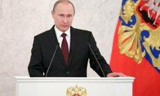 Путин записал второе новогоднее обращение
